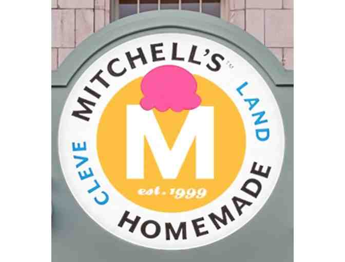 Mitchell's Ice Cream Gift Card