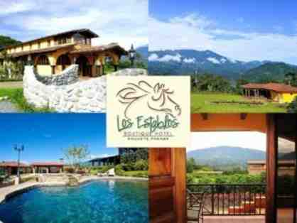 7 Night Plantation Estate Stay at Los Establos Boutique Inn Panama