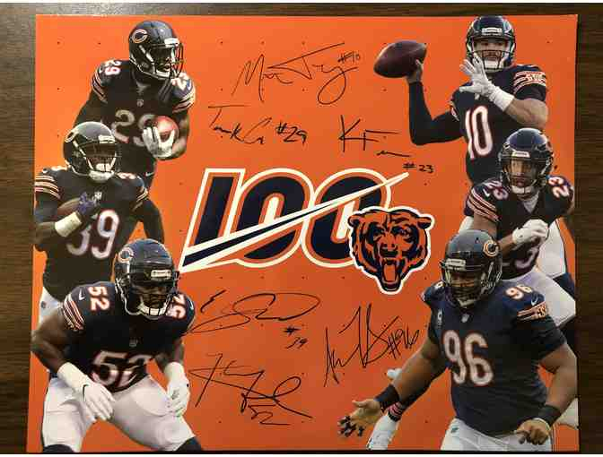 Two Tickets to the Bears vs. Titans Game and Autographed Photo - Photo 2