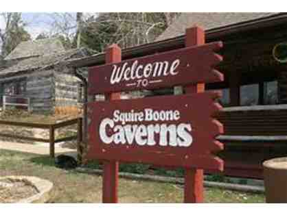 Two Adult Cavern Tours at Squire Boone Caverns in Mauckport, IN