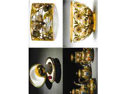 Artistic Luxury Postcards Faberge Tiffany