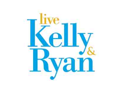 Behind-the Scenes Tour of WABC-TV & Live with Kelly & Ryan