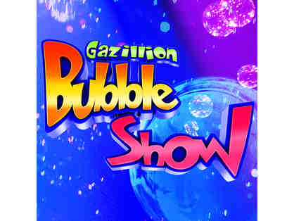 Gazillion Bubble Show (Family 4-Pack)