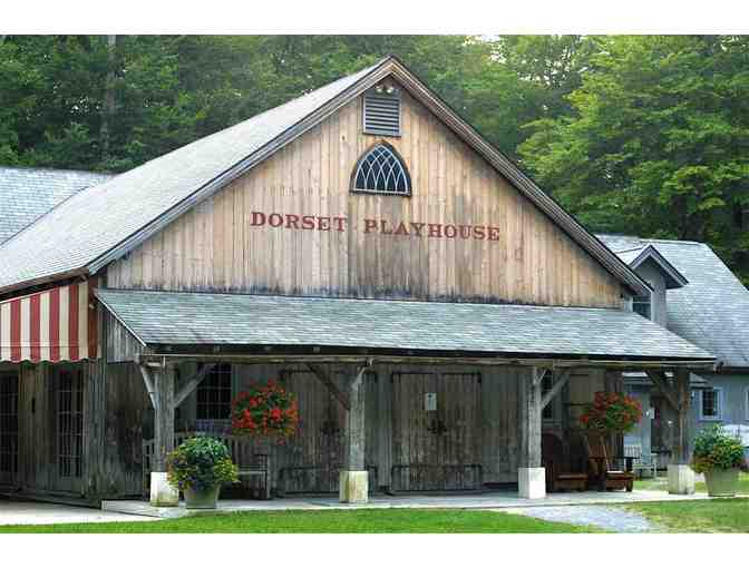 Do not miss this Vermont getaway including tickets to the Dorset Theatre Festival!