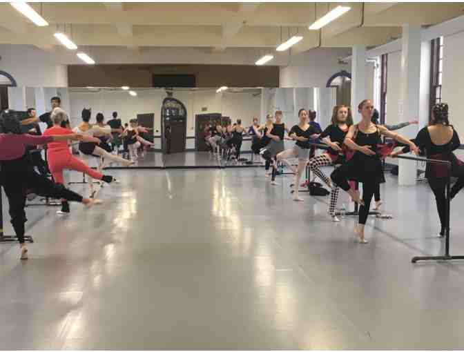 10 Class Card to INTEGRARTE for Dance, Yoga or Barre in Boston!