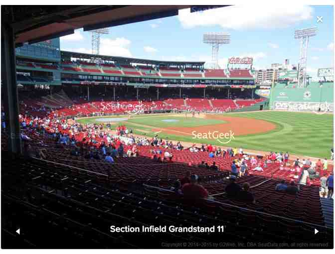 2 Tickets to the Boston Red Sox at Fenway Park July 17th!