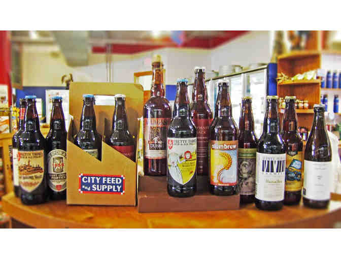 Boston Beer Connoisseur & Fine Coffee Package!