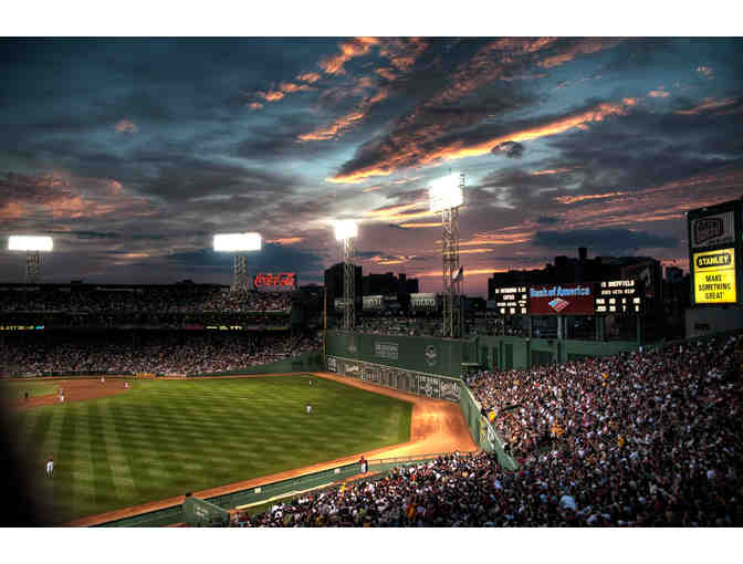 2 Tickets to the Boston Red Sox at Fenway Park July 18th!