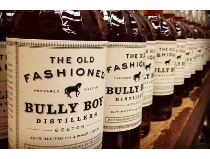 Bully Boy Distillery Tour for 4!
