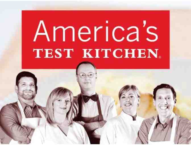 America's Test Kitchen Cookbook & Online Subscriptions!
