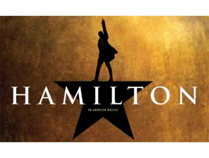 Backstage Tour of HAMILTON on BROADWAY for 4!