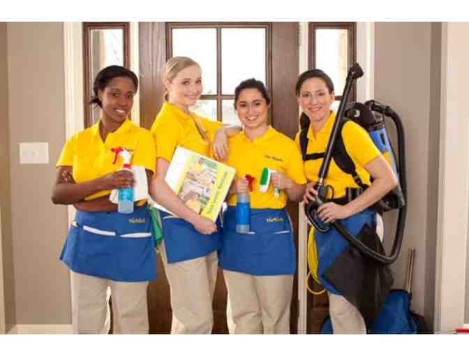Clean Up with The Maids Boston!