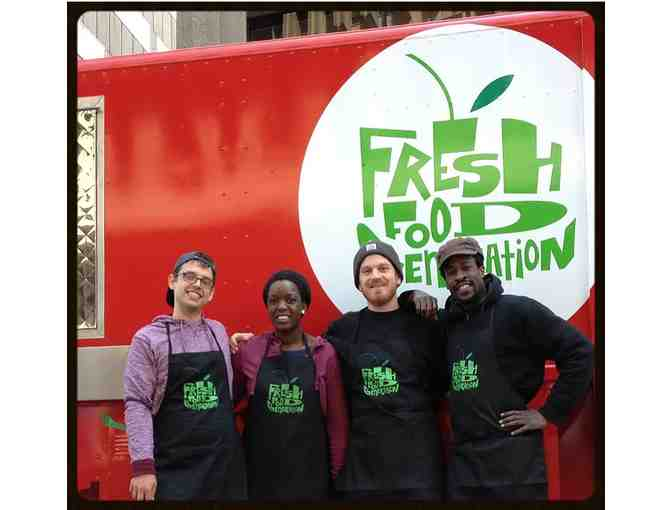 $25 to Fresh Food Generation Boston!