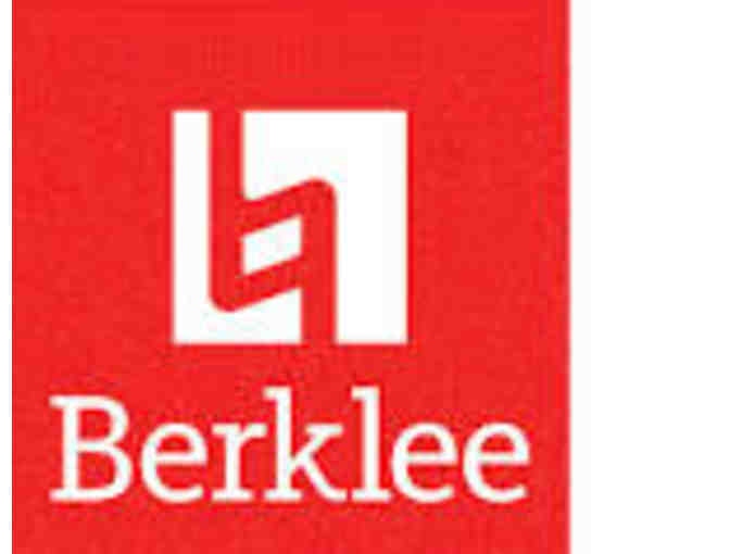 4 Tickets to Berklee Concerts!