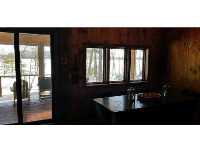 Enjoy a relaxing week at a 5-bedroom lake house in Fryeburg, ME