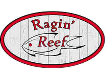 $50 Gift Card to Ragin Reef Restaurant in Frederick, MD