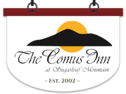 Gift Certificate for $100 to The Comus Inn at Sugarloaf Mountain