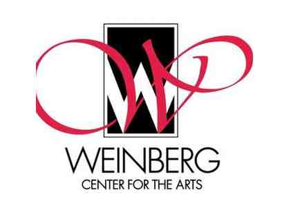 Weinberg Center - Family Series Event - 4 Vouchers