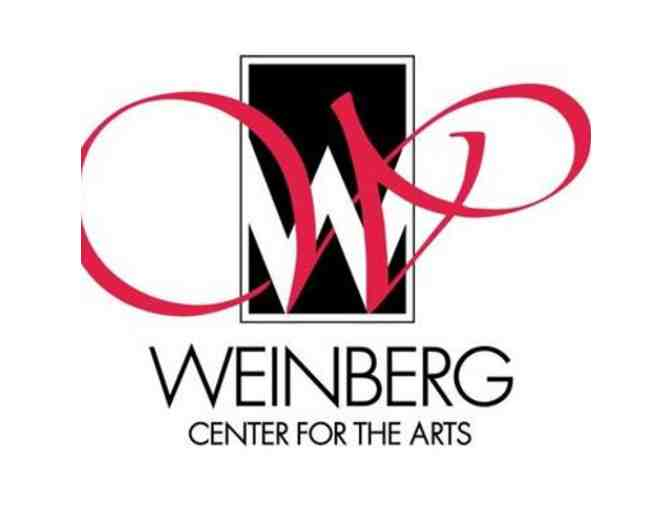Weinberg Center - Family Series Event - 4 Vouchers - Photo 1