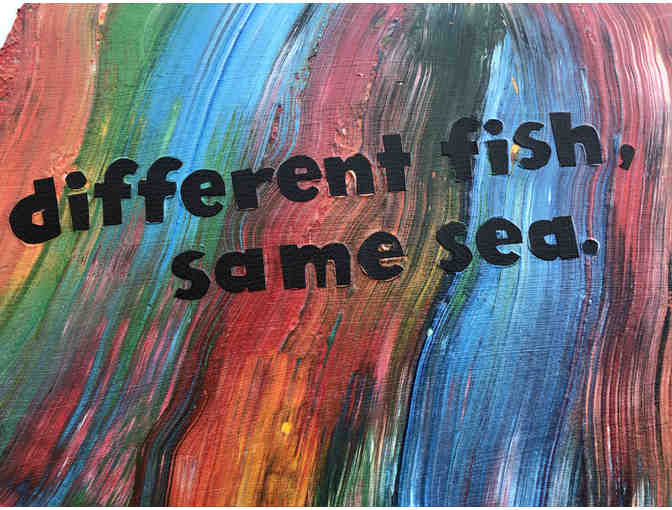 'Different Fish, Same Sea' Bass