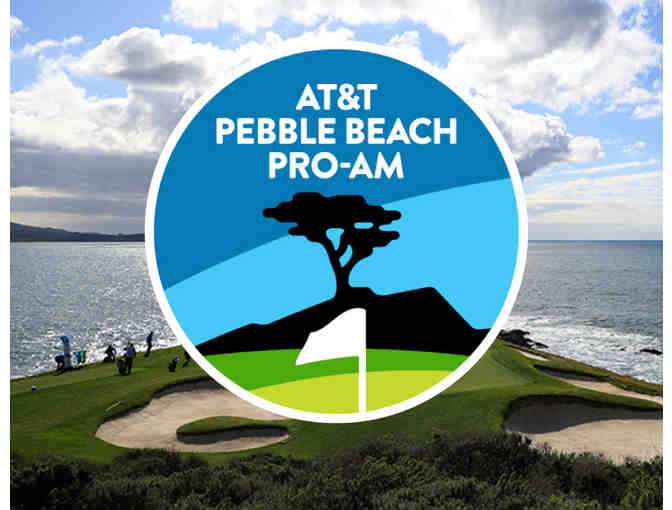 AT&T Pro-Am Golf Tournament in Pebble Beach