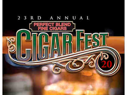 23rd Annual CigarFest