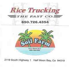 Rice Trucking - Soil Farm, Inc.