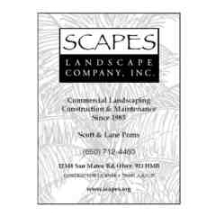 Scapes, Inc.