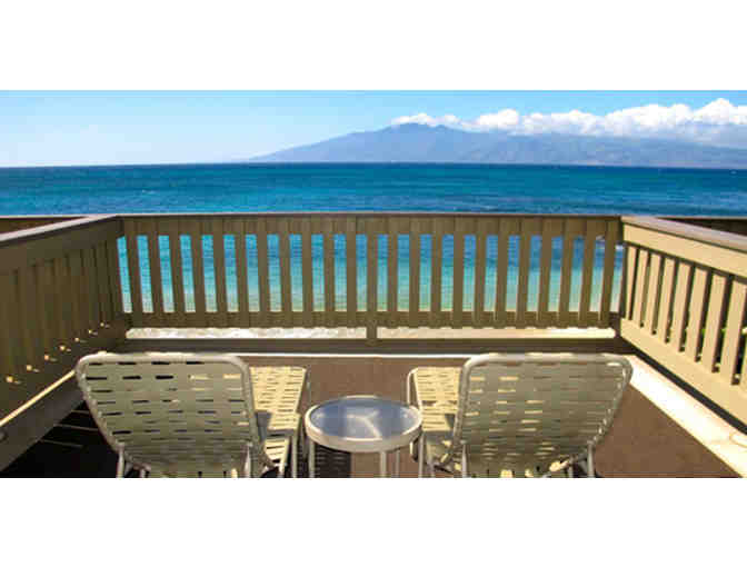 One Week Stay at Kahana Sunset in Maui
