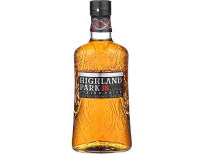 Highland Park 18 Single Malt Scotch - Photo 1