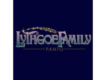 Family 4 Pack to see The Lythgoe Family Production