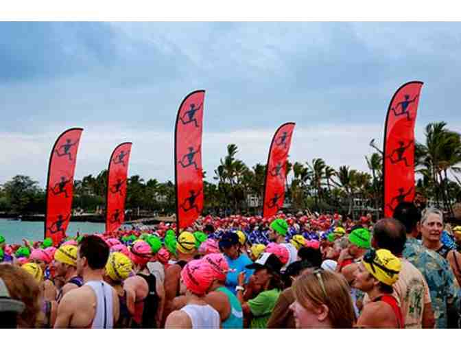 Entry into 2018 Sold-Out Lavaman Triathlon