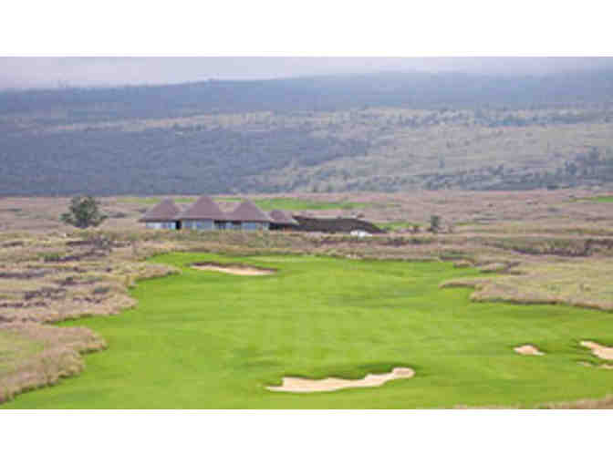 A Round of Golf for 4 Players at Nanea Golf Club