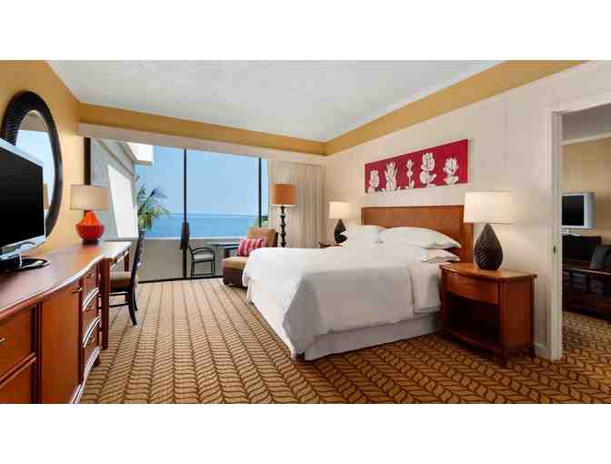 Sheraton: 2 Night Stay in Ocean View Accommodations