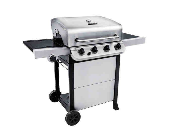 Char-Broil Performance 4-burner Gas Grill from HPM