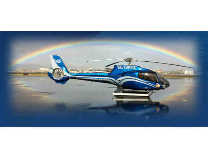 Blue Hawaiian Helicopters Kohala Coast Adventure Tour for 2