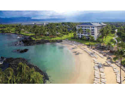 The Fairmont Orchid - Two Nights Oceanview Accommodations with Breakfast Buffet for 2