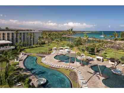 Two Nights Run-of-House Hotel Accommodations at Waikoloa Beach Marriott Resort and Spa