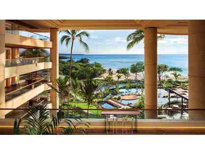 Partial Ocean View Accommodation at Westin Hapuna Beach Resort