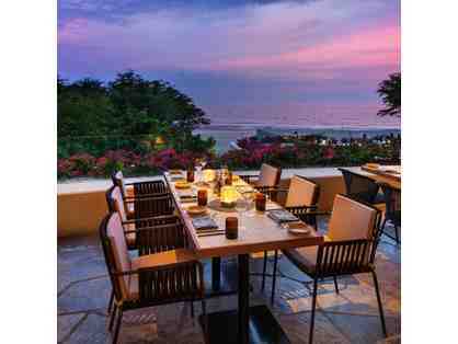 Dinner for Two at Meridia Restaurant at the Westin Hapuna beach Resort