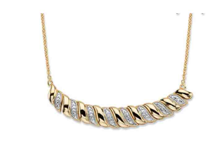 Diamond Bib Necklace
