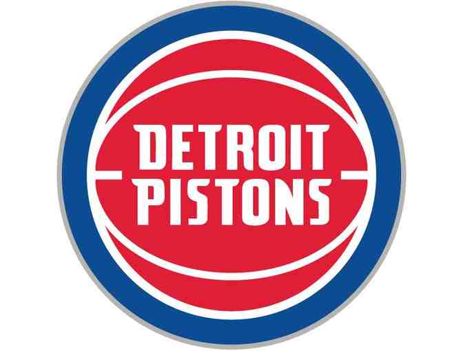 4 Tickets: Pistons vs. Lakers - Photo 1