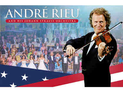 2 Tickets to Andre Rieu & 60 Piece Orchestra: March 14 Box Seats, Amway Arena