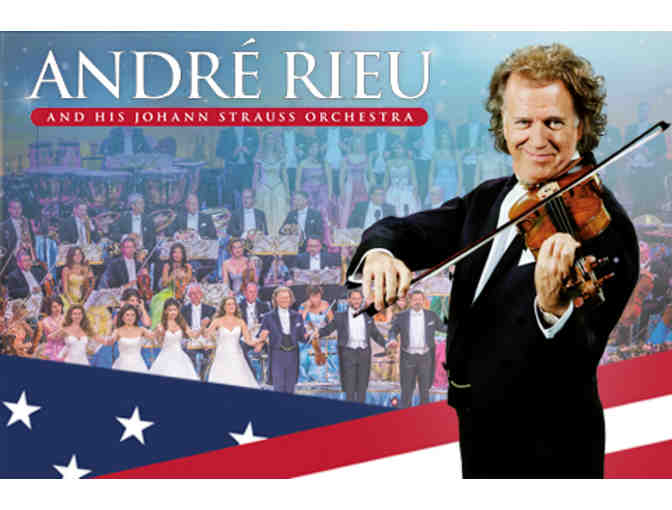 2 Tickets to Andre Rieu & 60 Piece Orchestra: March 14 Box Seats, Amway Arena - Photo 1