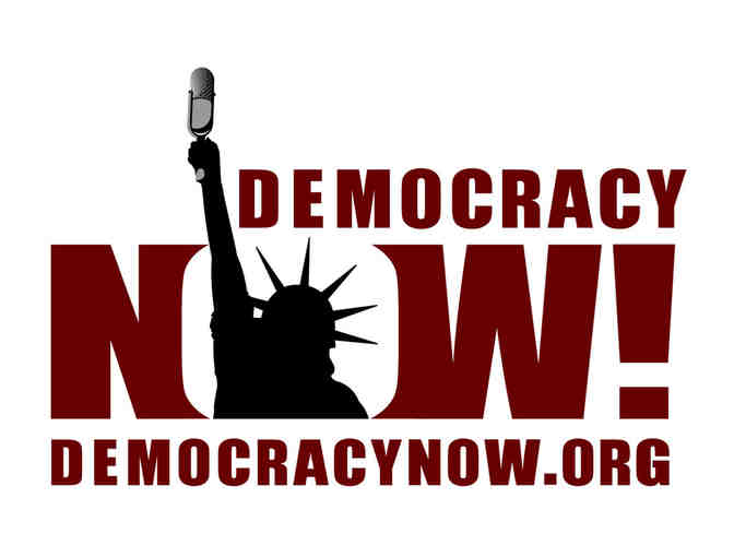 Democracy Now! LIVE Broadcast & Studio Tour