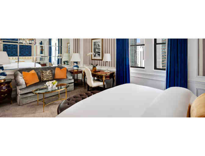Two Nights at the St Regis in New York City
