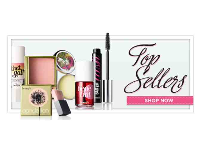 Benefit Cosmetics Beauty Bash Party for 10