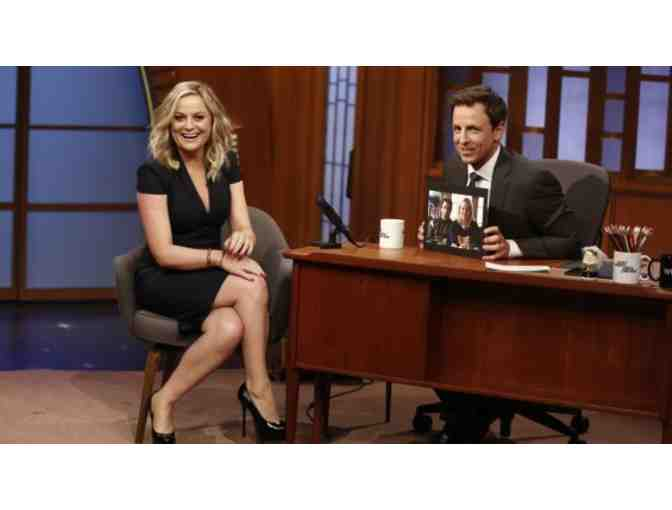 Two VIP Tickets to 'Late Night with Seth Meyers'