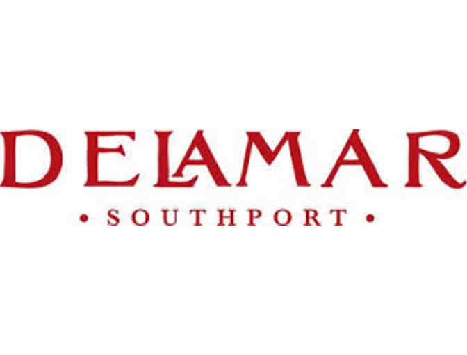 Two nights and dinner for two at Delamar Southport