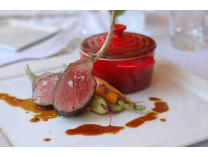 Dinner party by Tim LeBlant - Chef at SchoolHouse Restaurant